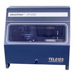 Оборудование для маркировки табличек Identiplate DPP2000