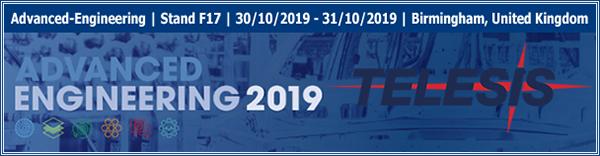 Advanced-Engineering | Stand F17 | 30/10/2019 - 31/10/2019 | Birmingham, United Kingdom