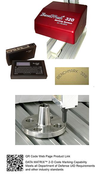 Benchtop Pin Marking System