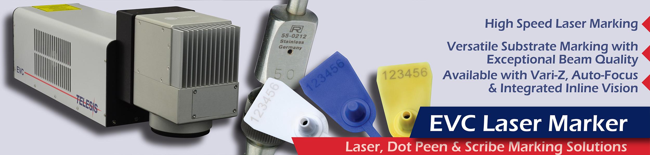 EVC Laser Marking System