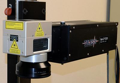 FQ30 Vari-Z Solid State Laser Marking System