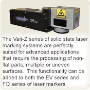 Vari-Z Solid State Laser Marking System Brochure