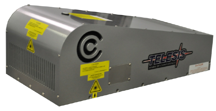 Telesis FQD100 Fiber Laser Marking System
