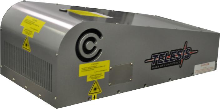 FQD100 Fiber Lasermarkiersystem