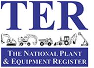 TER - The National Plant & Equipment Register