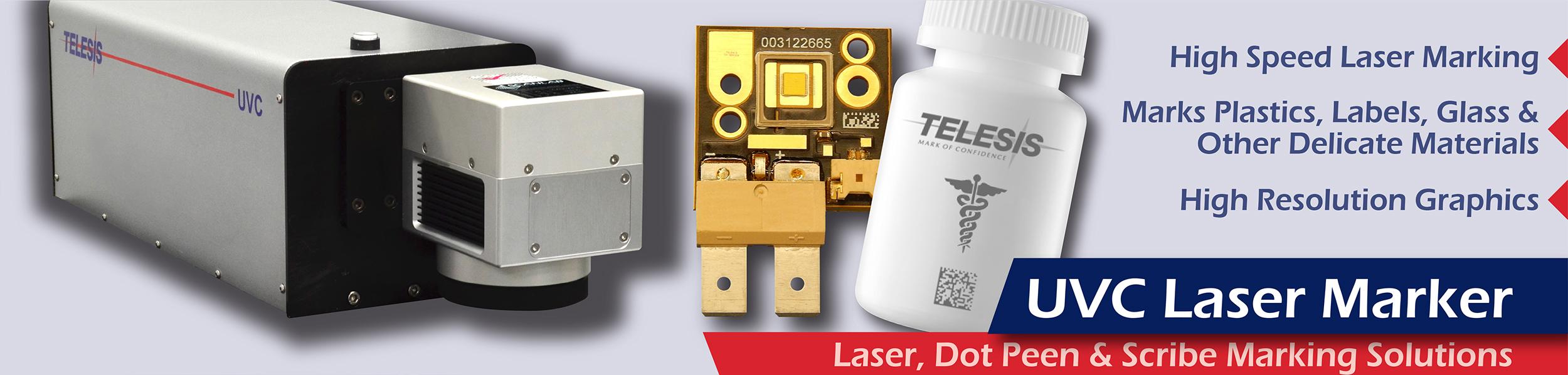 UVC Laser Marking System