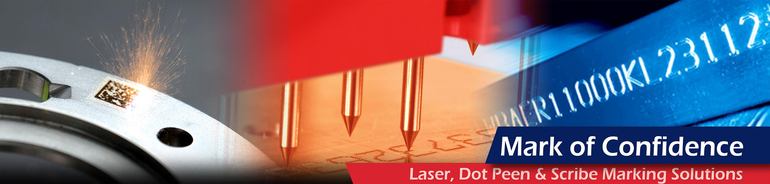 Telesis, Laser Marking, Dot Peen Marking, & Scribe Marking Systems since 1971