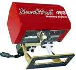 BenchMark 460 – переносной электромагнитный маркировщик