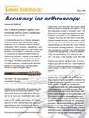 Arthroscopy Article