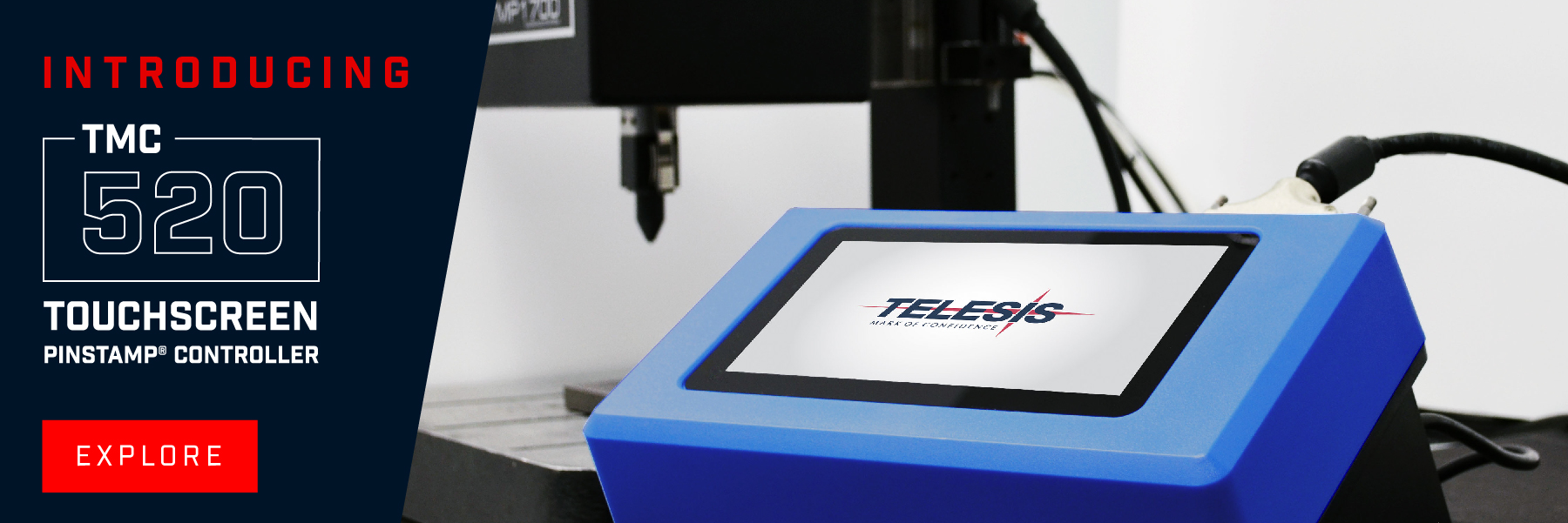 Telesis® laser marking systems | ProStation Class 1 laser