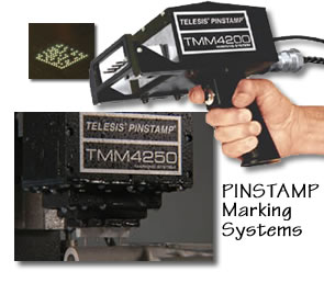 2-D code - Data Matrix - Direct Part Marking Machines (DPM) & Equipment